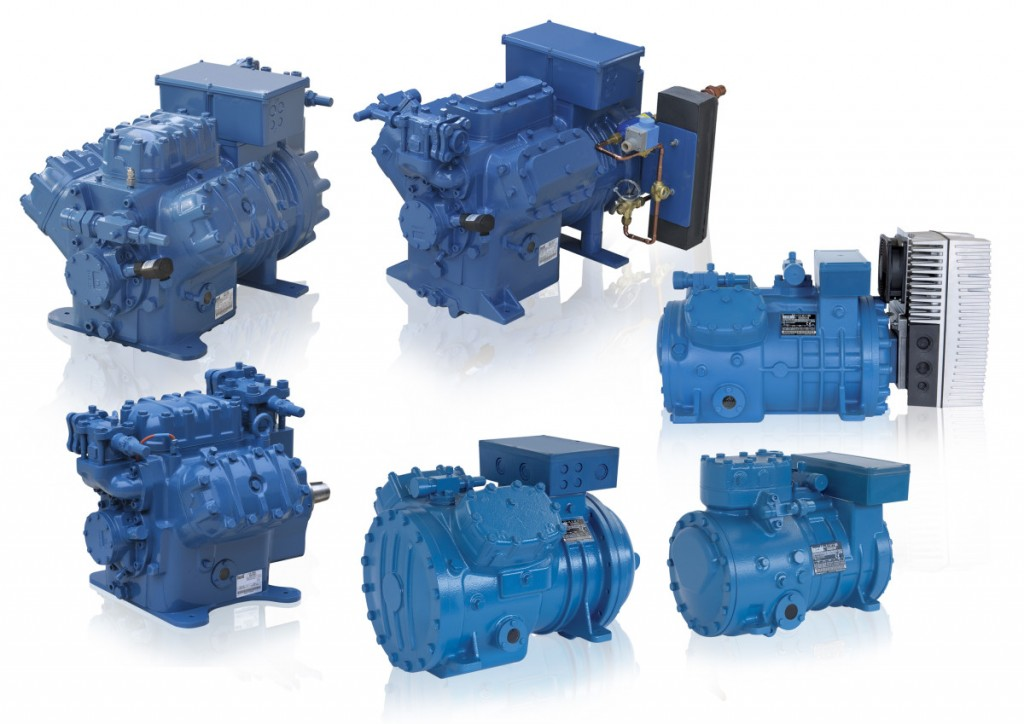 Frascold Reciprocating Compressors